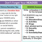 Headsss reminder card