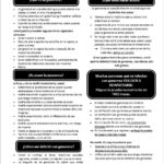 Gonorrhea Fact Sheet (Spanish)