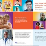 New Sexual Orientation and Gender Identity Questions: Information for Patients (National LGBT Health Education Center)