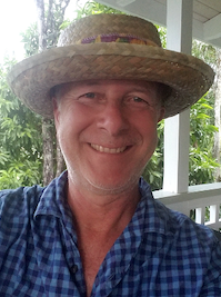 Headshot of Robert Blue