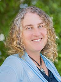 Headshot of Sharon Adler