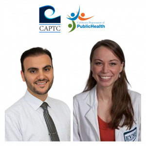 Headshot of Drs Johnson and Mhaissen